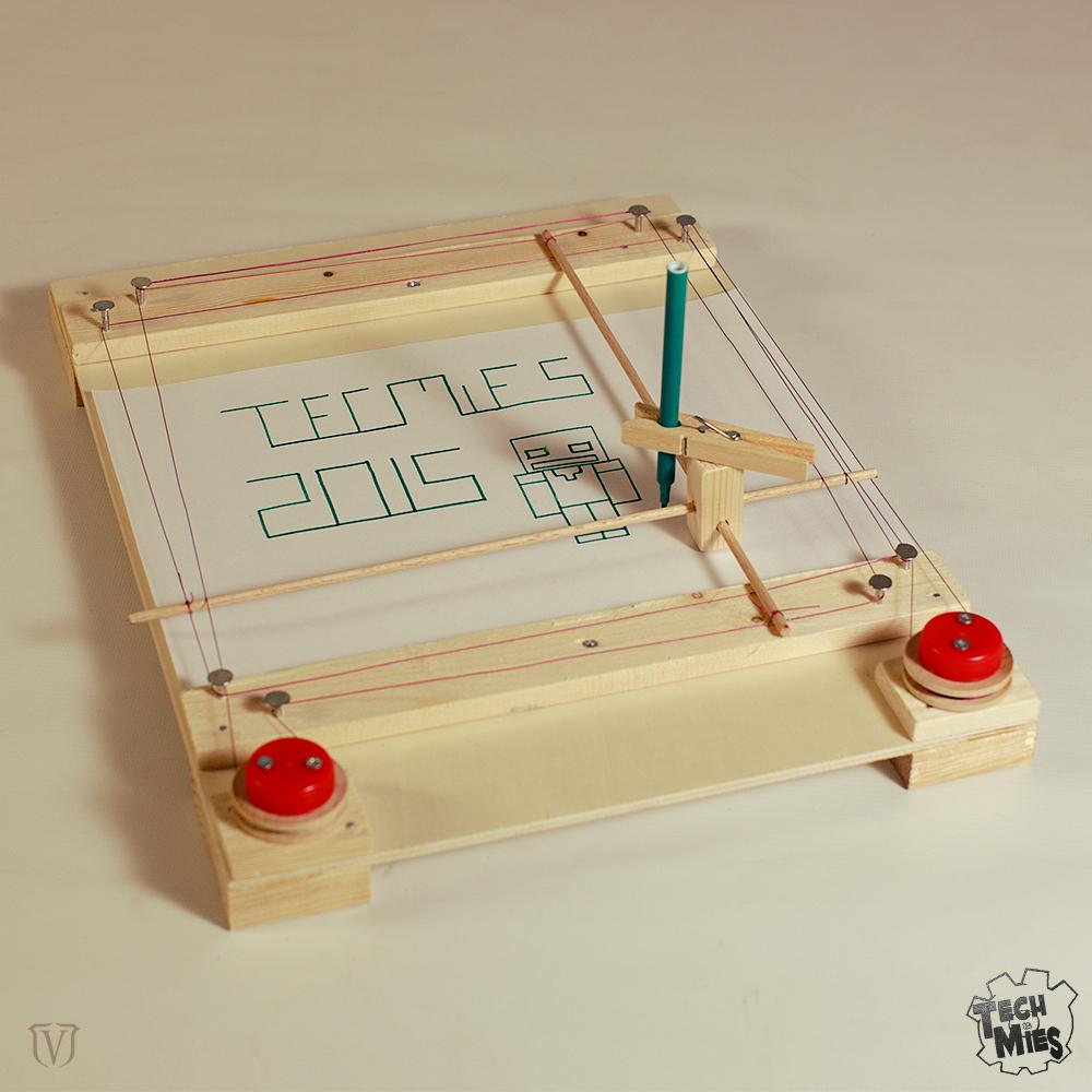 Mechanische printer